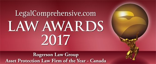 Asset Protection Law Firm of the Year 2017, Canada