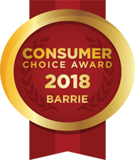 Consumer Choice of the Year 2018 Barrie